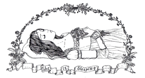 Sleeping Beauty by DarkDevi