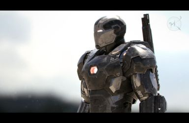 War Machine Mk. 3 - Solitude by SgtHK