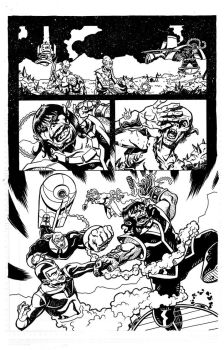 Future Quest Try Out pg 01 by johnraygun