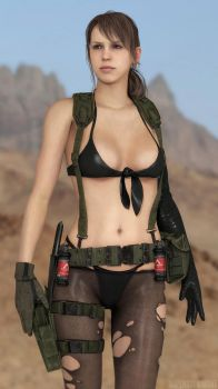 Quiet in Afghanistan [Xnalara\Blender Cycles] by Superior-Knight