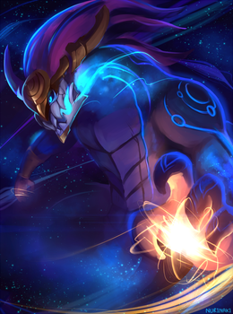 Aurelion Sol by Nurinaki