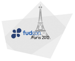 FUDcon Paris 2012 by DarthWound