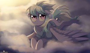 Cloudchaser by VeraWitch