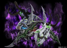 Demon Hunters by DaniSeik