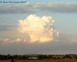 Cloud Explosion I by BreeSpawn