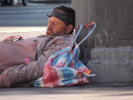 street pillow by amitm123