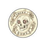 Lucky Bones Pin by miorats