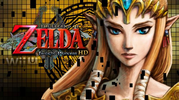 TLoZ Twilight Princess HD | Zelda Face by Link-LeoB