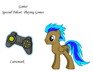 Gamer by ChronicleKing