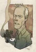Clint Eastwood by DenisM79