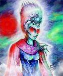 Beware The Lady Of The Cold by Jade-Viper