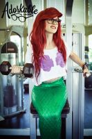 Adorkable Workout by TheRealLittleMermaid