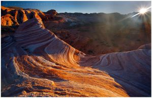 Valley of Fire by michael-dalberti
