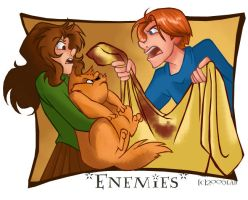 Enemies by HermioneGrangerClub