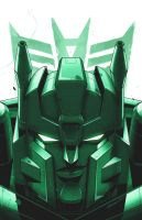 Transformers MTMTE 15  incentive cover by MarceloMatere