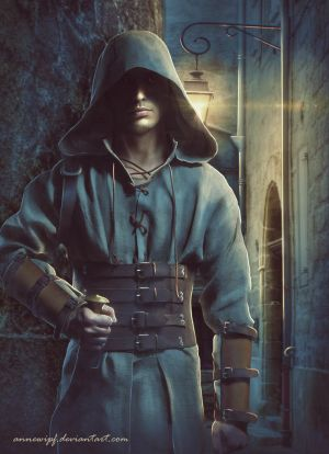 Assassin by annewipf