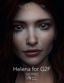Helena for G2F by second-circle