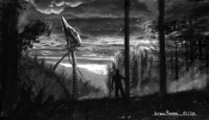 War of the Worlds by AnthonyPismarov