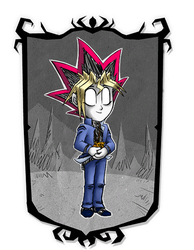 Don't Starve Yugi Mutou by Jestloo