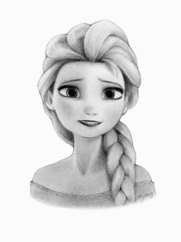 Elsa by ShadowSeason