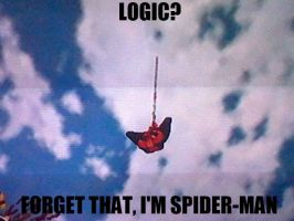 Spider-Man Logic by Metalhead-777