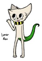 For Lunar Neo by wingedwolf94