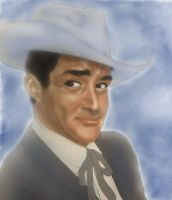 Dean Martin Drawing by dwightyoakamfan