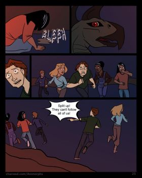 Animorphs-The Invasion Page 26 by CharReed