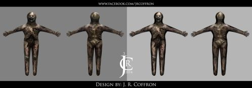 Morphsuit Crypt Zombie by JRCoffronIII