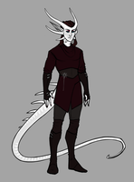 Sarastro human form ref by annicron
