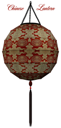 Chinese Lantern free png by sirocco-rc