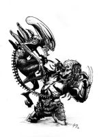 AVP by sueythebrave