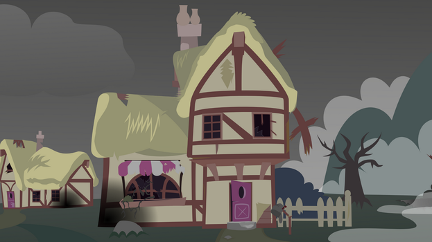House2 Background by RunbowDash