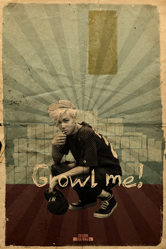 growl me kai ver.2 by ViM-RasonLoveWilton
