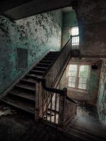 Ghost's Stairs by Shreeb