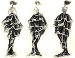 Haute couture by Quicllampi