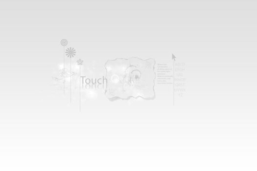 Touch by xindgi