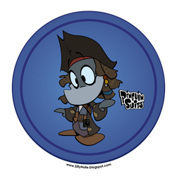 Penguin Suits - Jack Sparrow by SillyNate