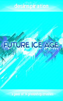 Future Ice Age brush set by hugorr