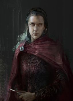 Roose Bolton by BellaBergolts