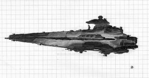 Interceptor Star Destroyer by Ratsilves