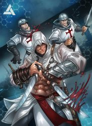 Assassin's Creed: Enter the Animus by Bing-Ratnapala