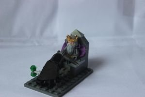 LEGO: Ildrius and Murdstone 01 by DWestmoore