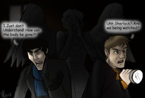 Wholock- Feeling watched by Skulleton