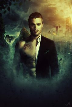 Arrow / Oliver Queen by visuasys