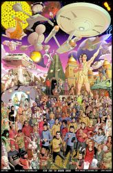 Star Trek The Original Series by dusty-abell