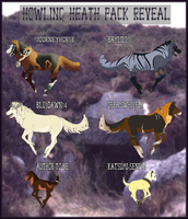 Howling Heath Pack Reveal by TehPage