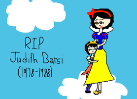 Remembering Judith Barsi by Mileymouse101