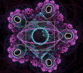 is this too simple fractal? by TanithLipsky