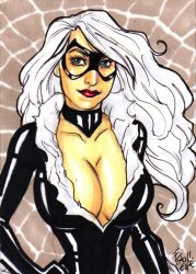 Black Cat by bulma24